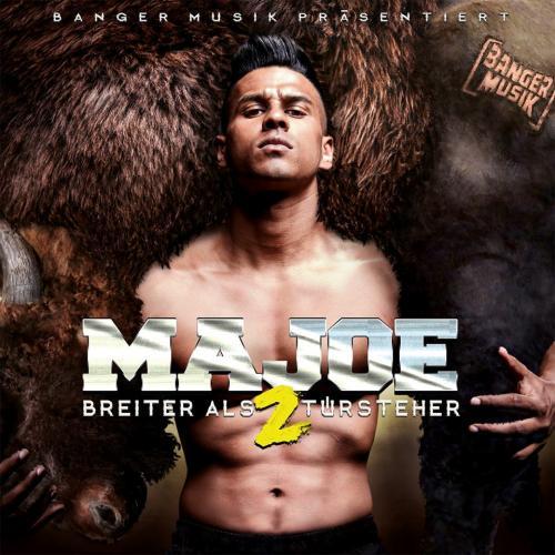 Majoe - Breiter als 2 Türsteher (Deluxe Edition) (2015)