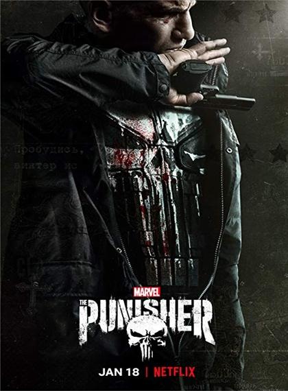 The Punisher 2019 Sezon 2 1080p WEB-DL DD5.1 x264 DuaL (TR-EN)