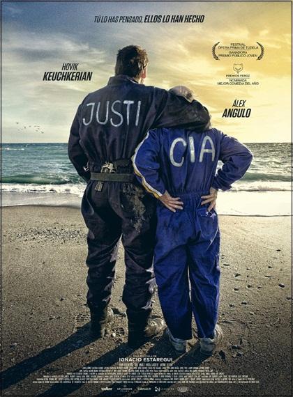 Tuhaf İkili - Justi&Cia | 2015 | DVDRip XviD | Türkçe Dublaj