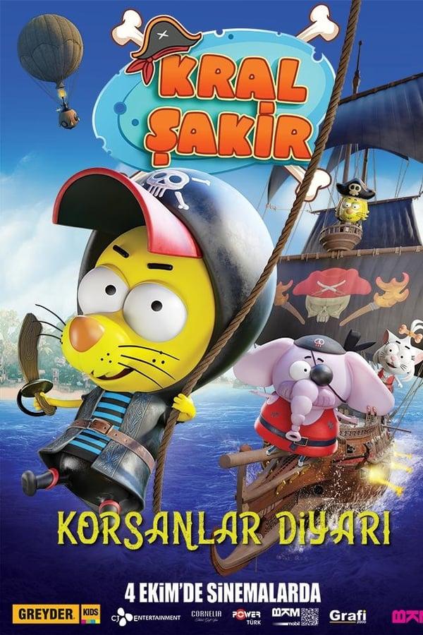 Kral Şakir: Korsanlar Diyarı indir | 1080p | 2019