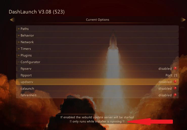 JTAG/Glitch] Update des Dash Kernel`s auf 17526 in 1er
