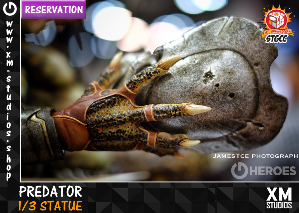 Premium Collectibles : Predator** - Page 2 Pred8meqvi