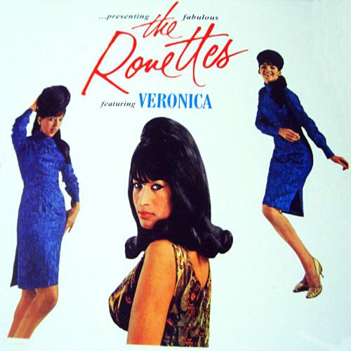 The Ronettes Walkin In The Rain
