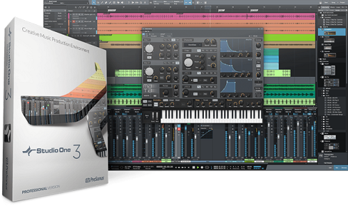 download PreSonus.Studio.One.Pro.v3.5.5.45892