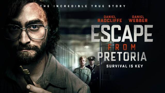Pretoria'dan Kaçış – Escape from Pretoria Türkçe Dublaj indir | DUAL | 2020