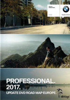 2017 | BMW Navigation DVD Road Map Europe PROFESSIONAL + Blitzer ...