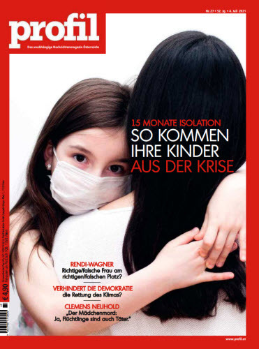 Cover: Profil Nachrichtenmagazin No 27 vom 04  Juli 2021