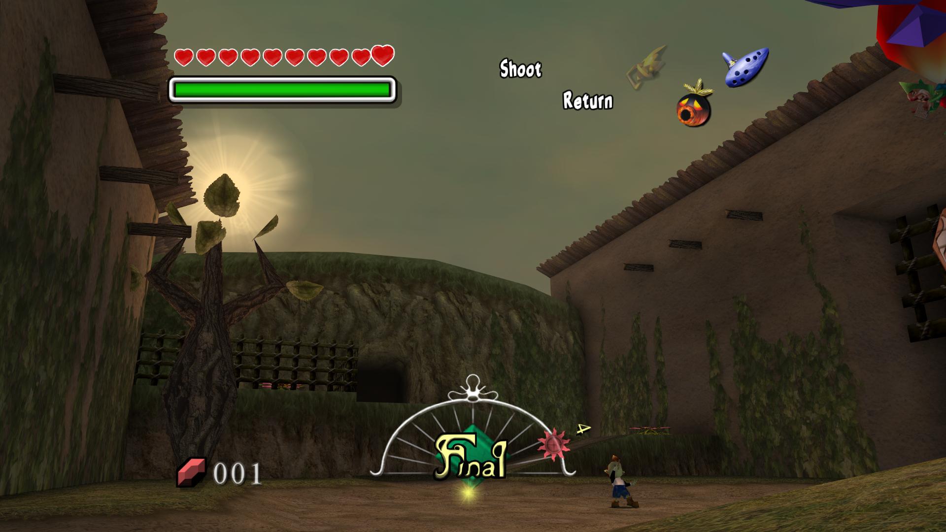 Majora's Mask N64 HD Project - Zelda64