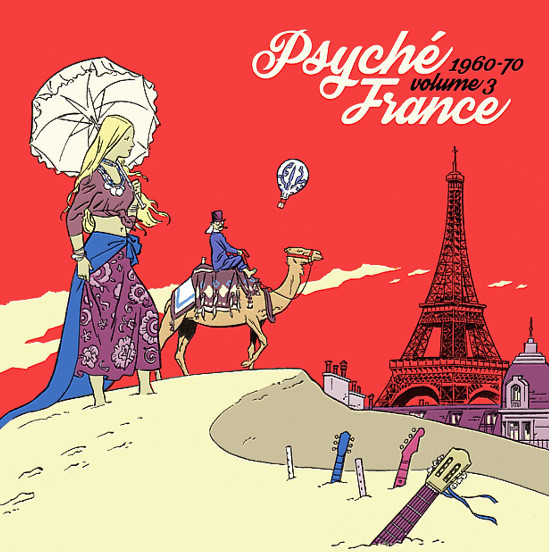 Psyche France Vol.3, No1s: The Collection, Beat Me With A Flower