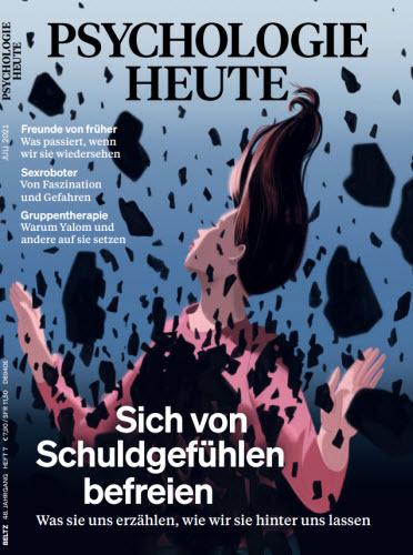 Cover: Psychologie Heute Magazin No 07 2021