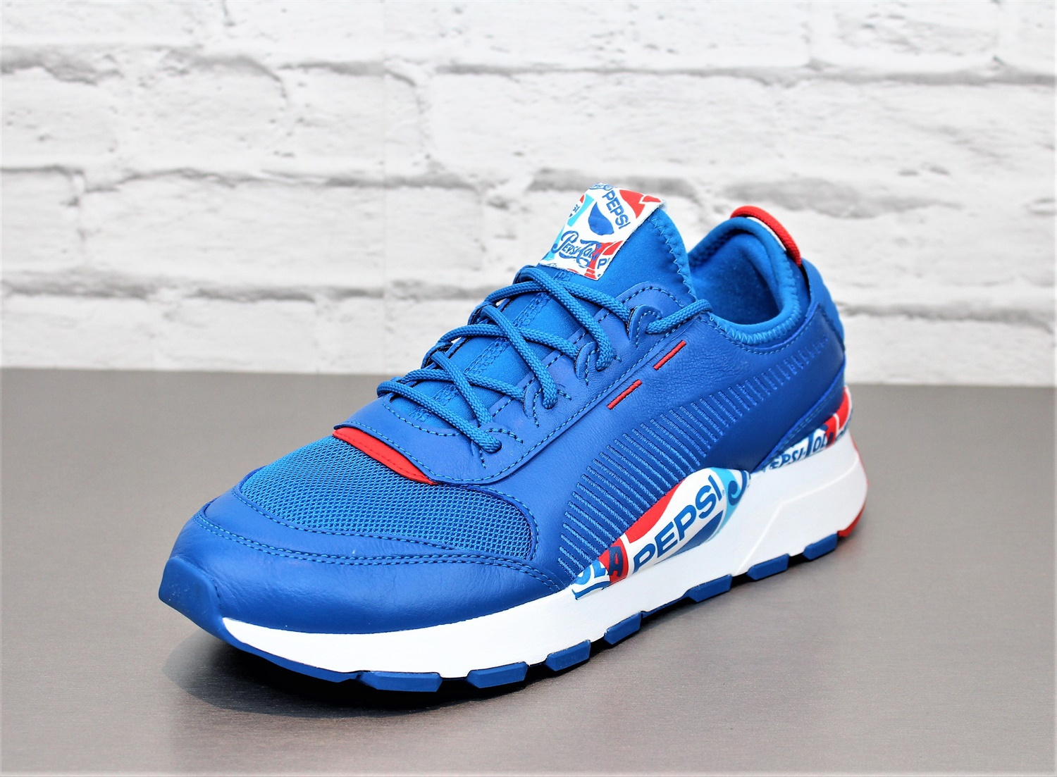 Details about Puma RS 0 x Pepsi 368344 02 Mens Shoes Sneakers Trainers Casual Shoes AFK show original title