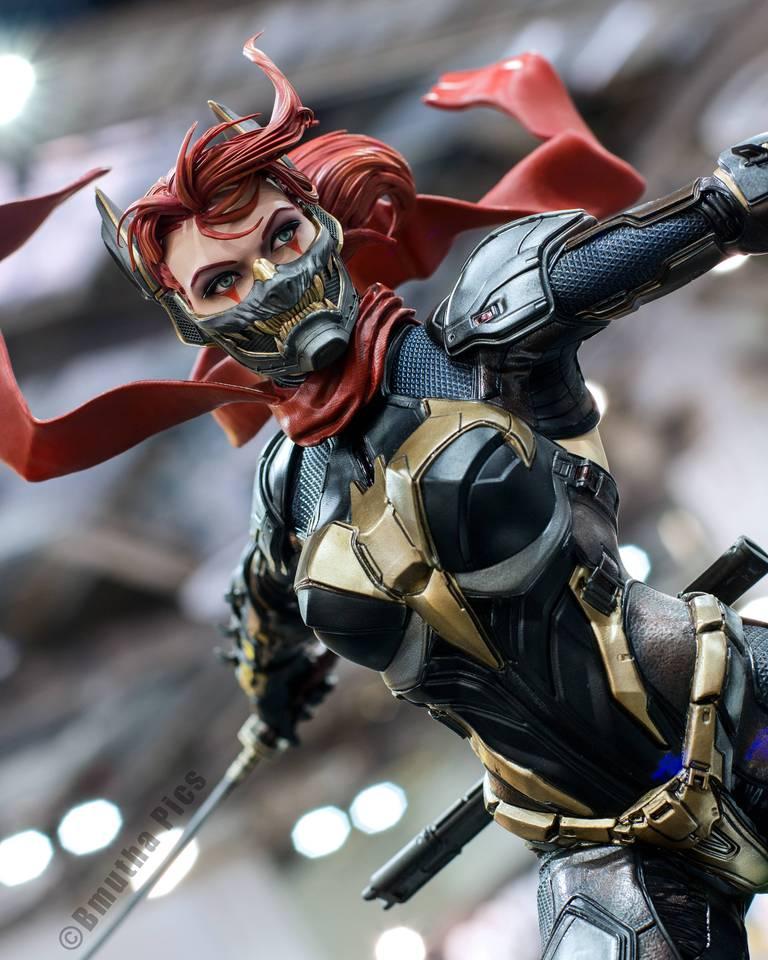 Samurai Series : Batgirl Pv50nef5cuii