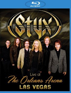 Styx - Live at The Orleans Arena Las Vegas (2016) [BDRip 1080p]