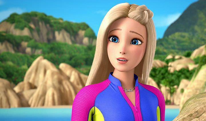 Barbie: Sihirli Yunuslar Ekran Görüntüsü 1