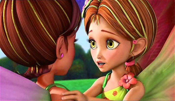 Barbie Parmak Kız Ekran Görüntüsü 2