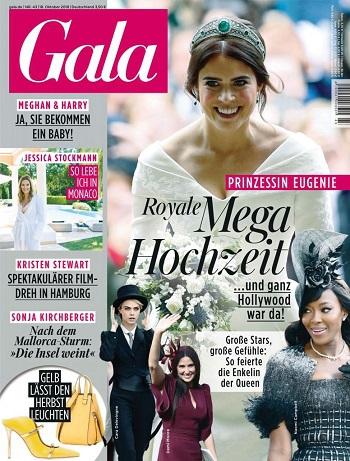 Gala Magazin No 43 vom 18 Oktober 2018