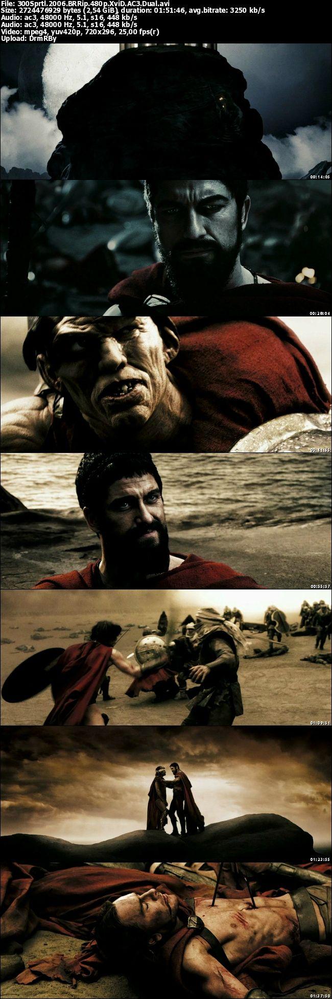 300 Spartalı film indir