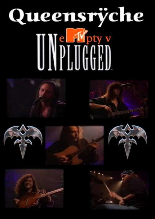 Queensryche - MTV Unplugged Uncut 1992 (2007)