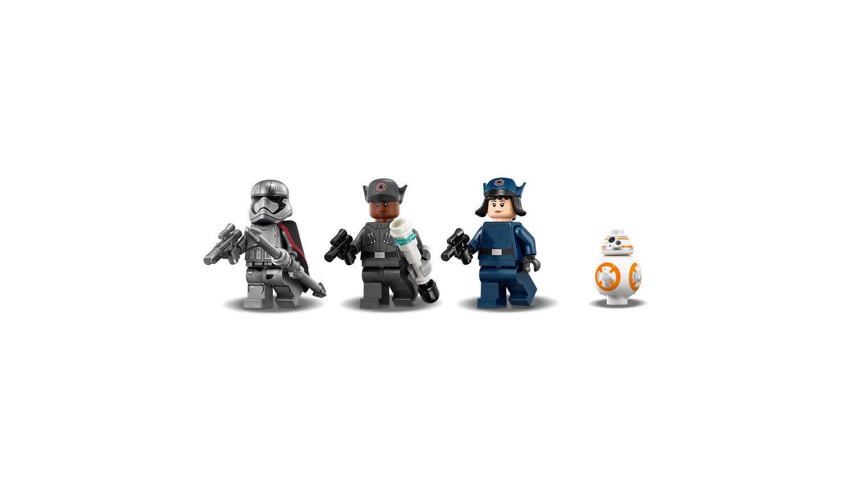 lego star wars 75201 first order at st neu ovp 5702016109955 ebay. Black Bedroom Furniture Sets. Home Design Ideas