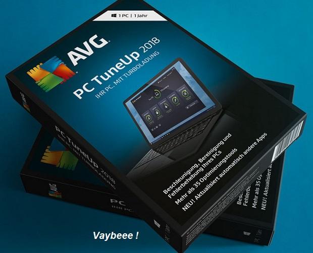 download AVG PC TuneUp 2018 (32+64 Bit) Produktschlüssel Key Offline