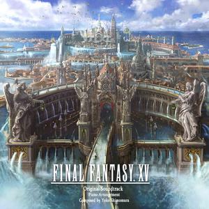 Final Fantasy XV (Original Soundtrack): Piano Arrangement (Bonus CD) (2016) Album (MP3 320 Kbps)