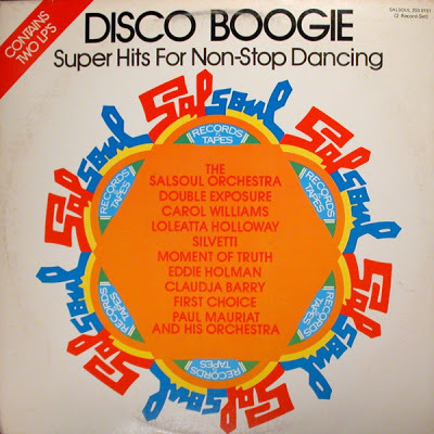 RnB] Disco Boogie - Super Hits for Non-Stop Dancing Vol  1+2