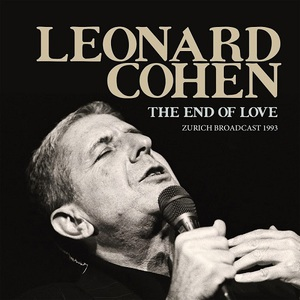 Leonard Cohen - The End of Love (Live) (2016)