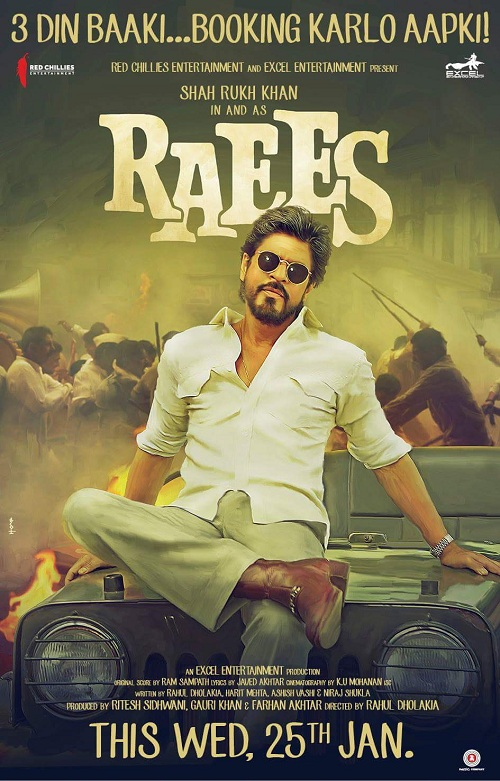 Raees Full Film İndir