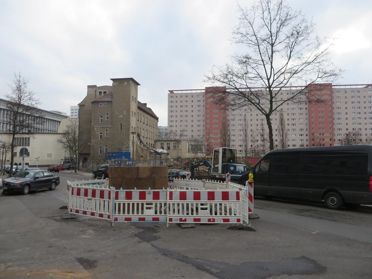 rathausstra e 12 howoge berliner architektur urbanistik. Black Bedroom Furniture Sets. Home Design Ideas