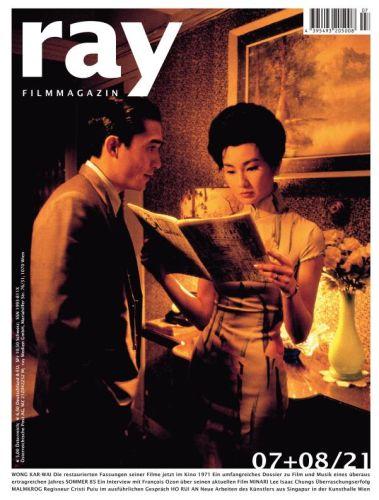 Cover: Ray Filmmagazin No 07-08 Juli-August 2021