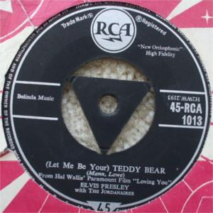 Diskografie Großbritannien (U.K.) 1956 - 1963 Rca1013tyjk9