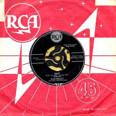 Diskografie Großbritannien (U.K.) 1956 - 1963 Rca1020ezjqb