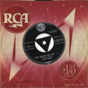 Diskografie Großbritannien (U.K.) 1956 - 1967 Rca1025ayjdn