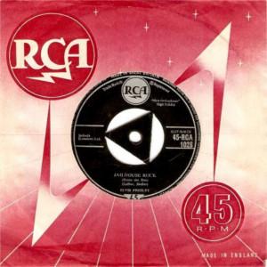 Diskografie Großbritannien (U.K.) 1956 - 1967 Rca10282zjq9