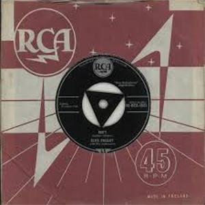Diskografie Großbritannien (U.K.) 1956 - 1967 Rca1043ehjdh