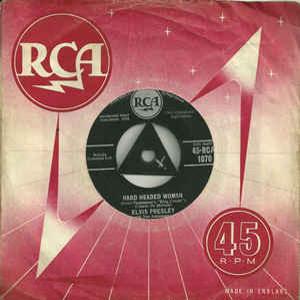 Diskografie Großbritannien (U.K.) 1956 - 1963 Rca1070vbjvf