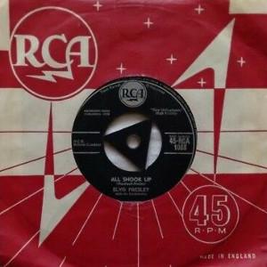 Diskografie Großbritannien (U.K.) 1956 - 1967 Rca10887nkl9