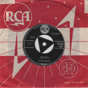 Diskografie Großbritannien (U.K.) 1956 - 1963 Rca110044kl9
