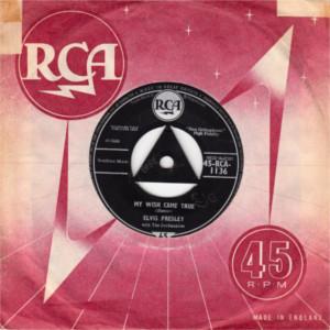 Diskografie Großbritannien (U.K.) 1956 - 1967 Rca1136ofjhj