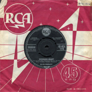 Diskografie Großbritannien (U.K.) 1956 - 1967 Rca1226lojwt