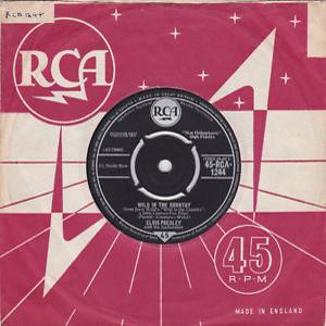 Diskografie Großbritannien (U.K.) 1956 - 1967 Rca12440wjz9