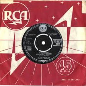 Diskografie Großbritannien (U.K.) 1956 - 1963 Rca12588xkm9