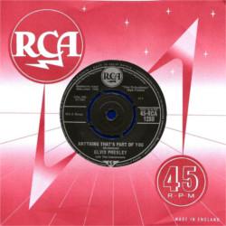 Diskografie Großbritannien (U.K.) 1956 - 1967 Rca128096j0h