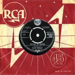 Diskografie Großbritannien (U.K.) 1956 - 1967 Rca1320pik85