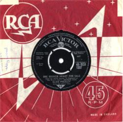 Diskografie Großbritannien (U.K.) 1956 - 1967 Rca1337hyj3f