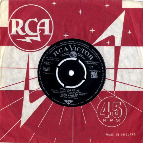 Diskografie Großbritannien (U.K.) 1956 - 1967 Rca1390d4ktz
