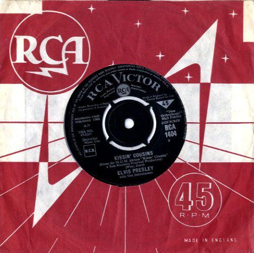 Diskografie Großbritannien (U.K.) 1956 - 1967 Rca1404vskx8