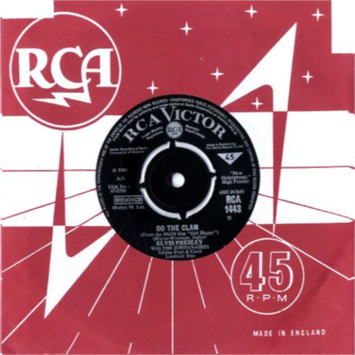 Diskografie Großbritannien (U.K.) 1956 - 1963 Rca14433jknj
