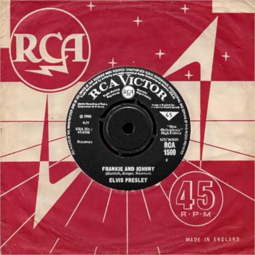 Diskografie Großbritannien (U.K.) 1956 - 1967 Rca1506grkwu