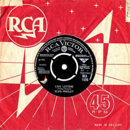 Diskografie Großbritannien (U.K.) 1956 - 1967 Rca1526qoj46